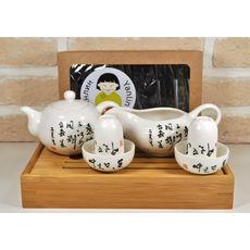 Письмена  - Набор посуды для чайной церемонии