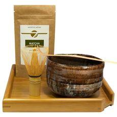 Японская церемония №3 - Набор посуды для японской чайной церемонии