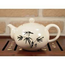 Чайник фарфоровый Бамбук 170 мл