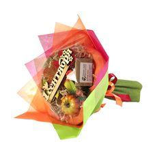 Букет из чая - 1 Сентября - Подарочный набор чайный букет