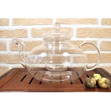 Чайник стеклянный Смородина с заварочной колбой 600 мл