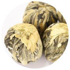 Связанный зеленый чай с хризантемой 50 гр