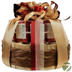 Торт Вишня в шоколаде - Подарочный набор из чая и кофе купить за 4950 руб.