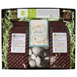 Коробка подарочная с чаем и кофе - Уютный вечер купить за 3300 руб.