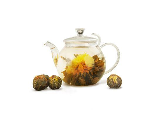Связанный китайский чай: особенности производства и заваривания