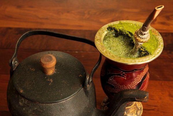 Как правильно заваривать и пить чай матэ