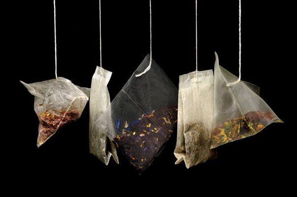Чай в пакетиках или пирамидках — что выбрать