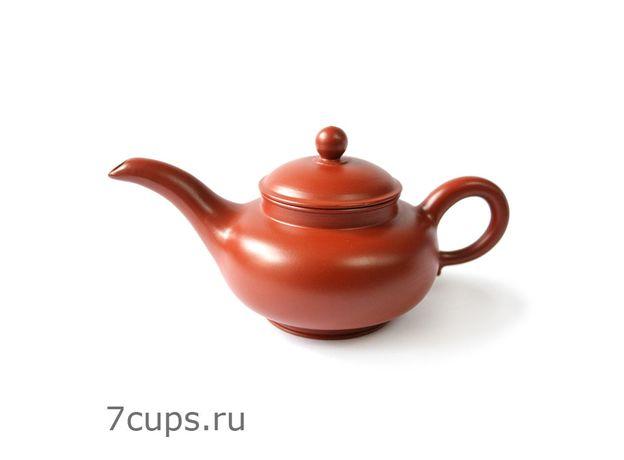 Чайник из исинской глины Куньлунь 100 мл