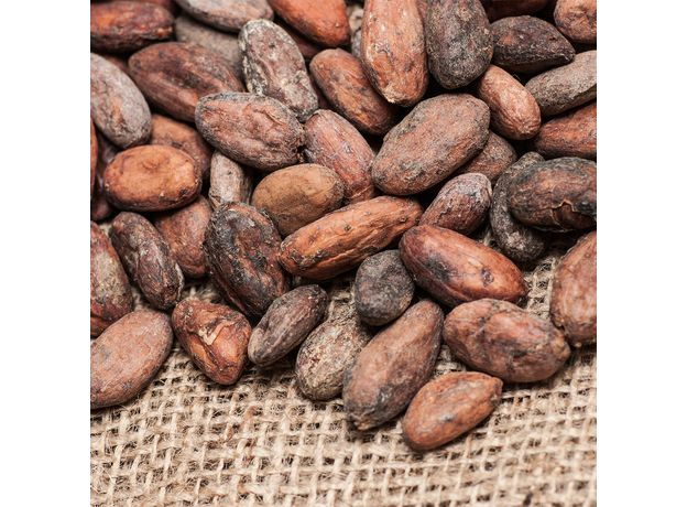 Какао-бобы сырые ферментированные 50 гр