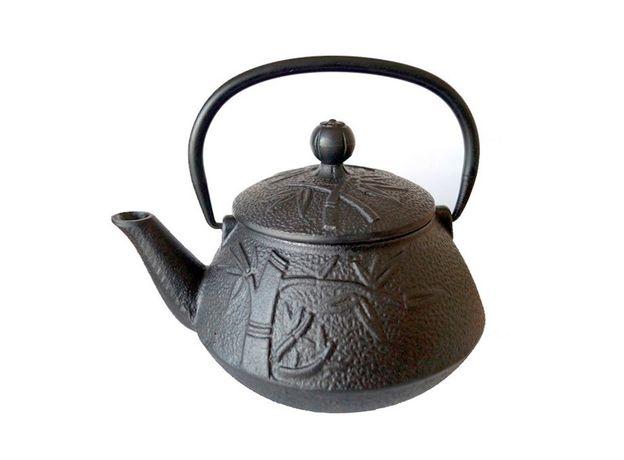 Чугунный чайник Пандовый лес 800 мл