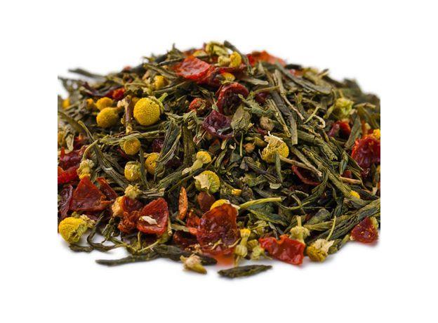 Нектар Афродиты 50 гр - Зеленый чай с добавками