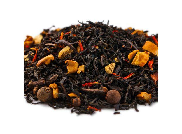 Драгоценный 50 гр - Черный чай с добавками