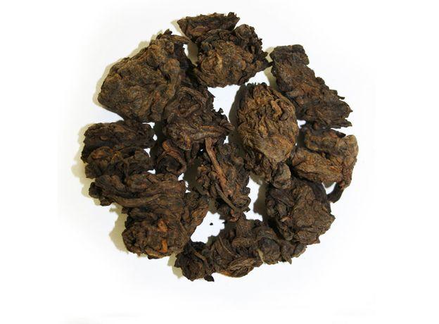 Лао Ча Тоу (Старые чайные головы) Шу Пуэр  50 гр