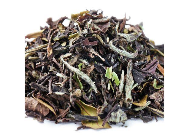 Шоу Мэй 50 гр - Брови Долголетия - Китайский белый чай