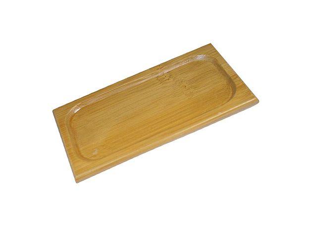 Подставка под чайную пару Бамбук