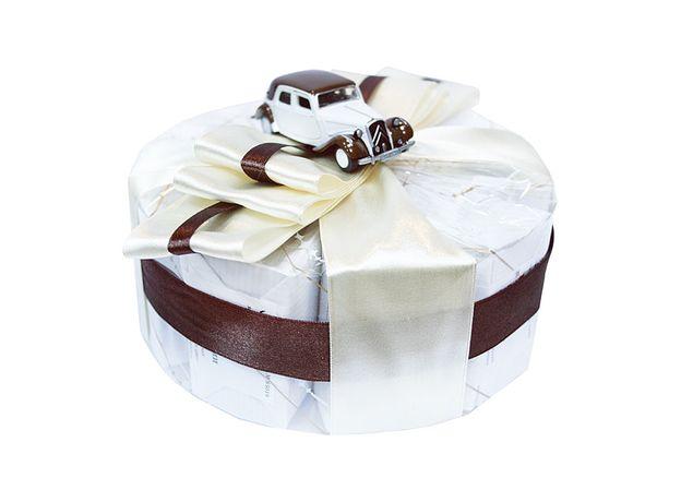 Торт Крем-брюле - Подарочный набор из чая