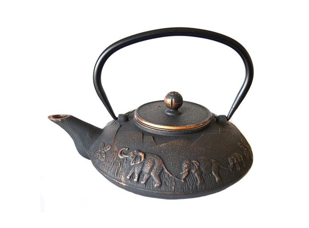 Чугунный чайник Династия 1100 мл