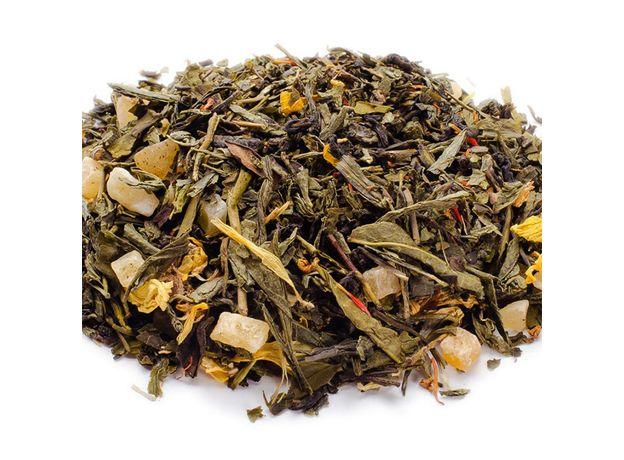 Восемь Сокровищ Шаолиня 50 гр - Зеленый чай с добавками