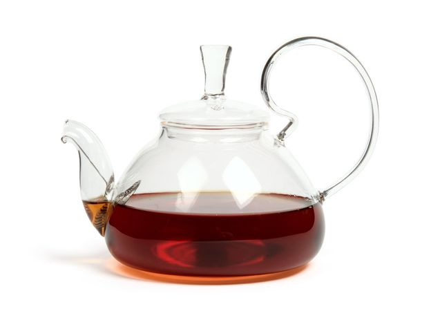Чайник из жаропрочного стекла Жасмин 600 мл, изображение 3