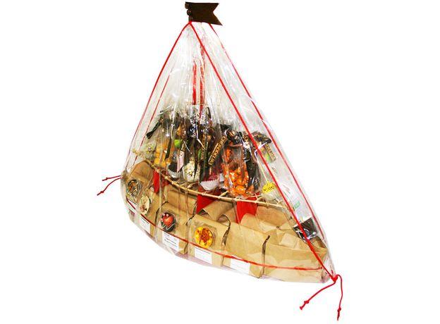 Корабль Дары Апполона - Подарочный набор из кофе и сладостей, изображение 2