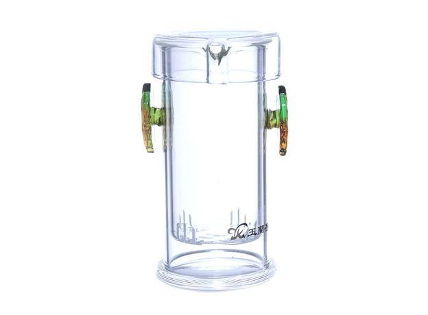 Колба из стекла для заваривания чая 210 мл