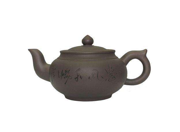 Глиняный чайник Пуэр 350 мл