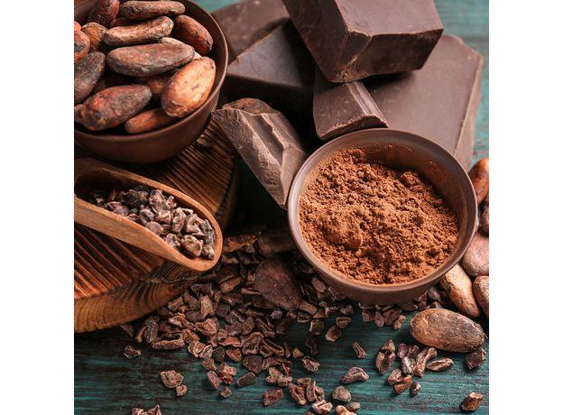 Какао-порошок натуральный растворимый 200 гр, изображение 3