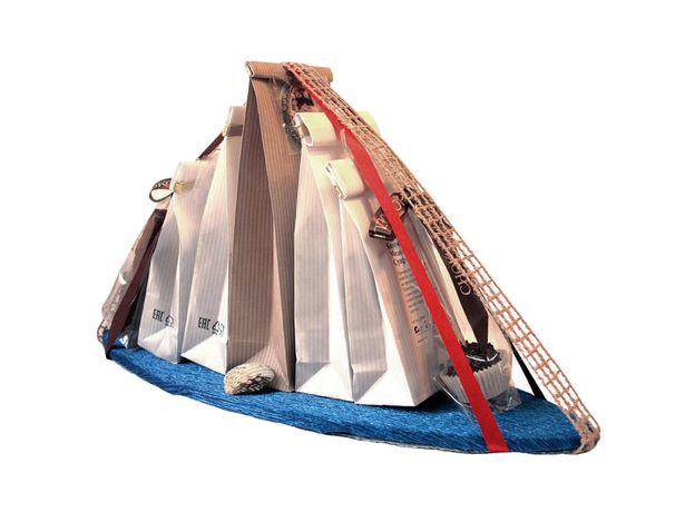 Корабль Мореход - Подарочный чайно-кофейный набор
