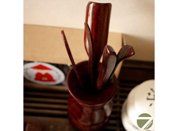 Знакомство с китайским чаем - Набор посуды для чайной церемонии, изображение 4