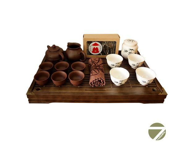 Шаолинь - Набор посуды для чайной церемонии