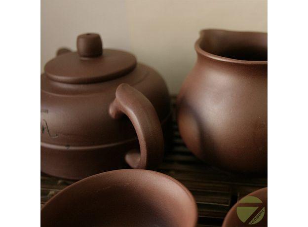 Знакомство с китайским чаем - Набор посуды для чайной церемонии, изображение 7