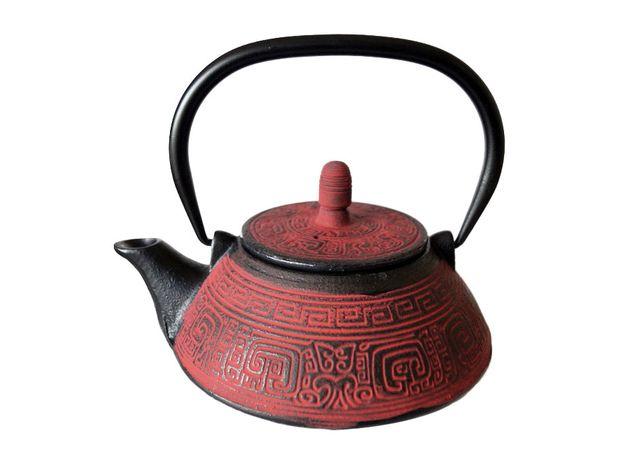 Чугунный чайник Байхуа 800 мл