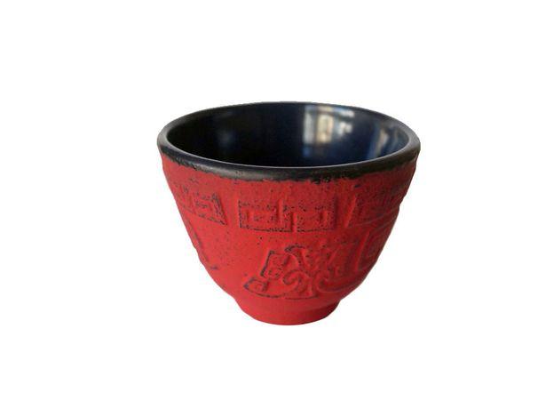 Чугунная чашка Мэйхуа 120 мл