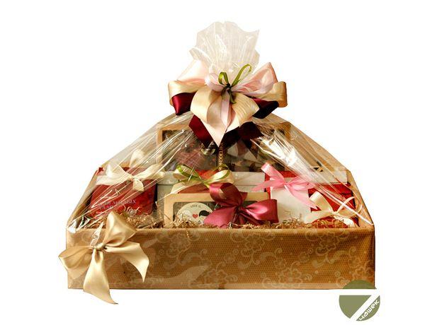 Подарочный чайно-кофейный набор в коробке - Вдохновение