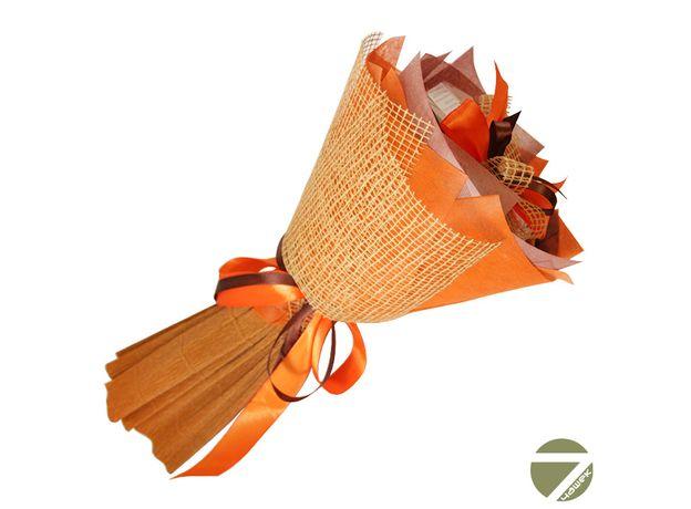 Букет из чая - Ирис - Подарочный набор чайный букет, изображение 3