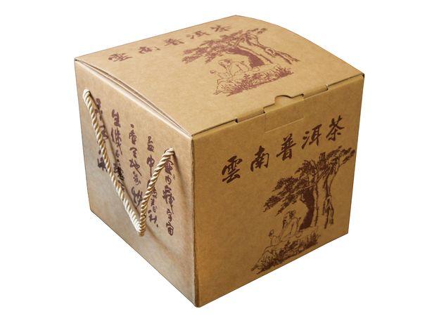 Знакомство с китайским чаем - Набор посуды для чайной церемонии, изображение 8