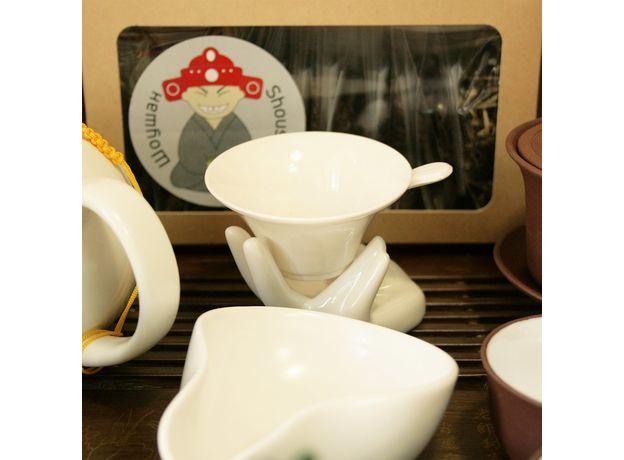 Большой набор посуды для чайной церемонии, изображение 4