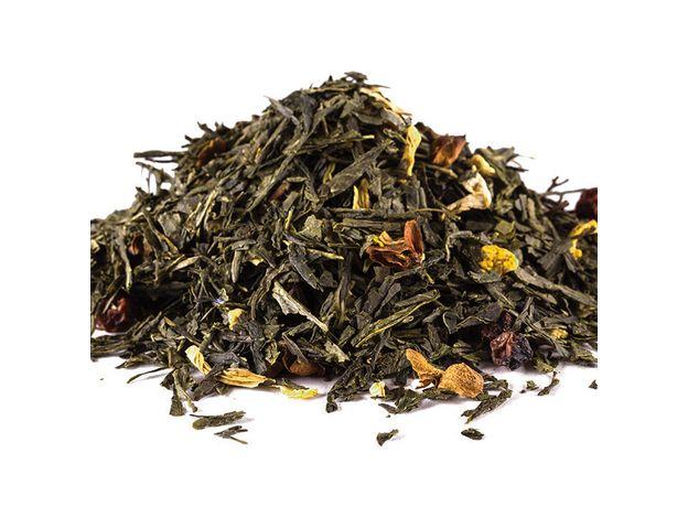 Карельский сбор 100 гр - Зеленый чай с ягодами