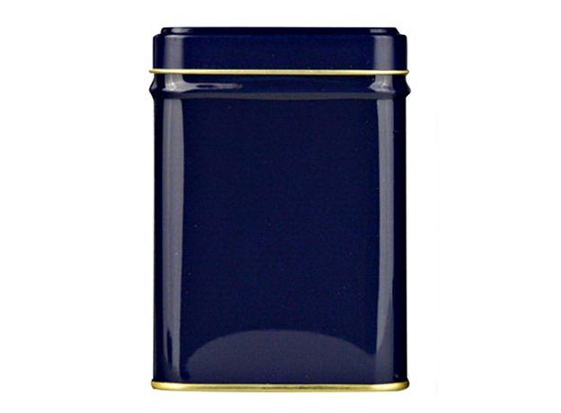 Банка для чая, сахара и конфет Синяя 100 гр