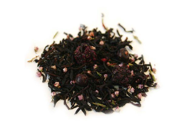 Шотландское королевство 50 гр - Черный чай с ягодами