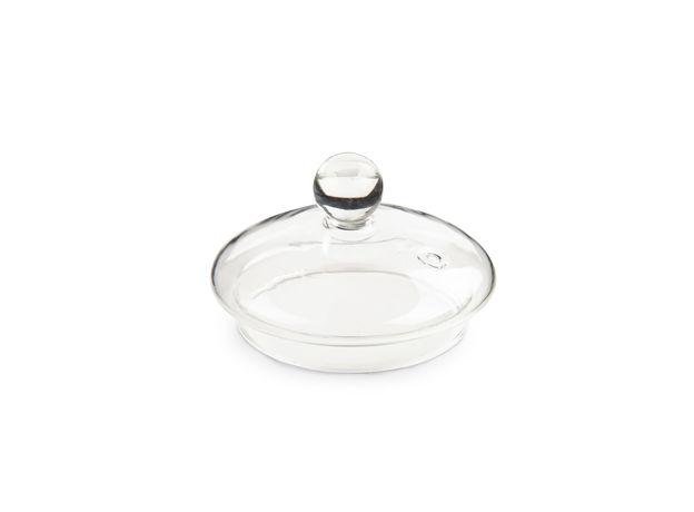 Стеклянная крышка для чайника 5 см