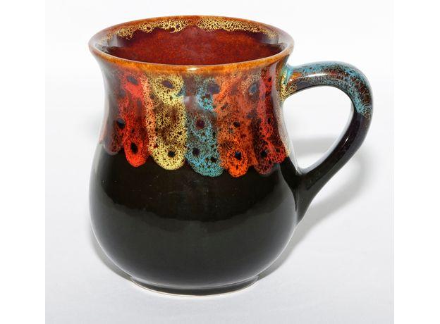 Чашка керамическая Павлин 300 мл
