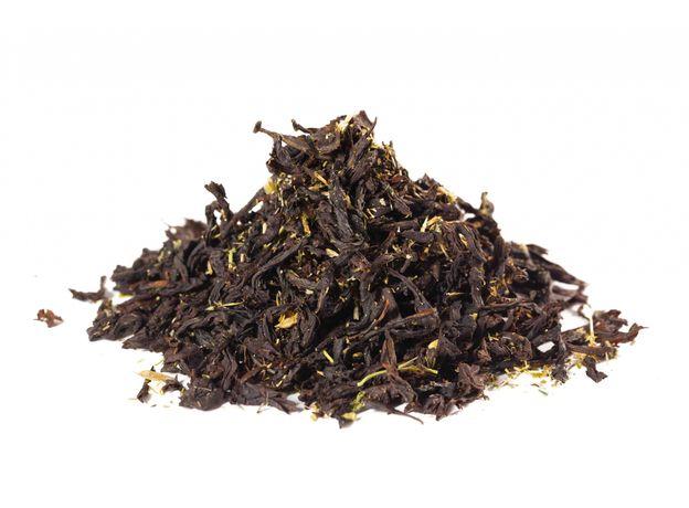 Черный с чабрецом - чай в пирамидках, изображение 2