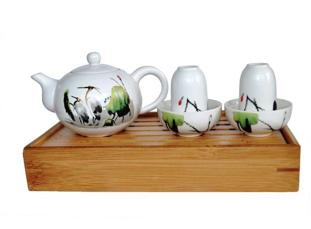 Малый набор  - Набор посуды для чайной церемонии, изображение 2