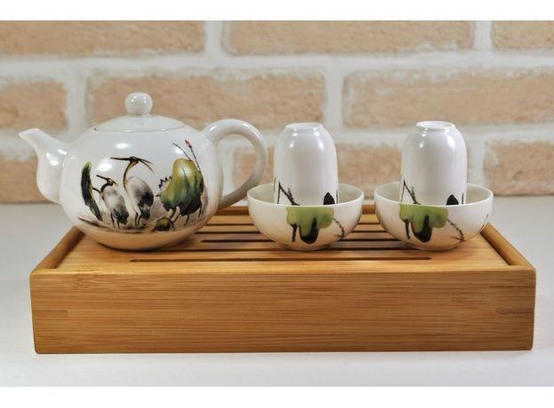 Малый набор  - Набор посуды для чайной церемонии