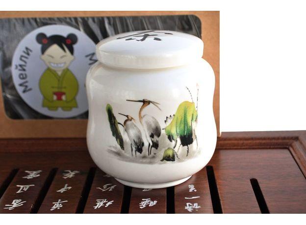 Журавли - Набор посуды для чайной церемонии, изображение 2