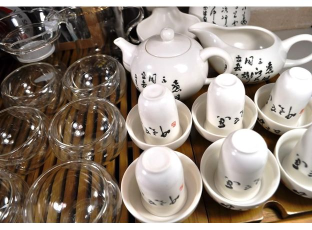 Большое путешествие - Набор посуды для чайной церемонии, изображение 6