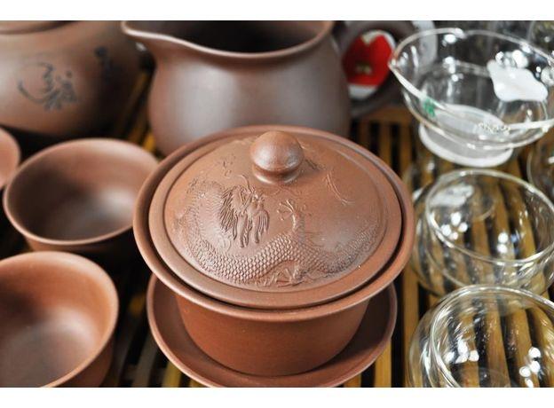 Большое путешествие - Набор посуды для чайной церемонии, изображение 4