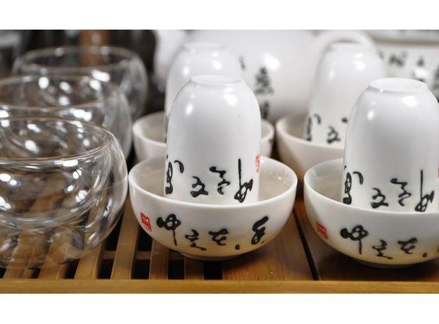 Большое путешествие - Набор посуды для чайной церемонии, изображение 2