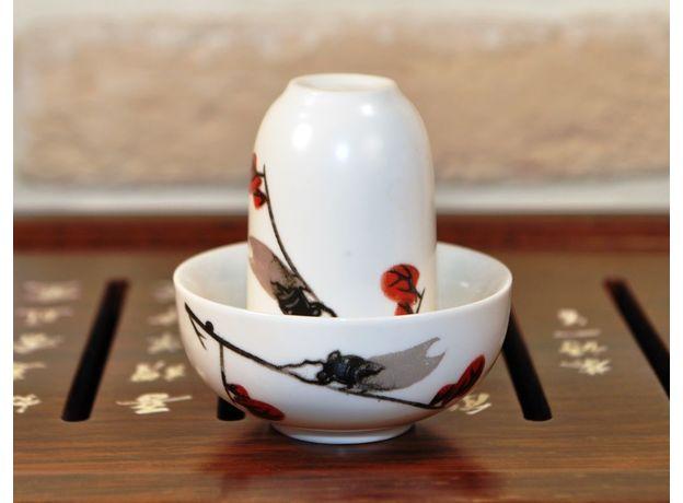 Сакура - Набор посуды для чайной церемонии, изображение 2